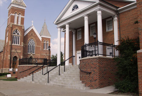 First Presbyterian Church in Lancaster