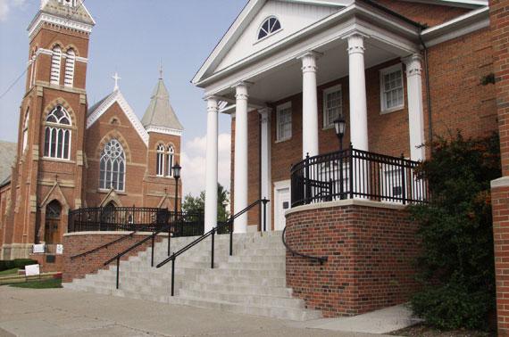 1st Presbyterian Church - Lancaster