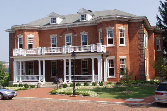 Ohio University Voinovich Center