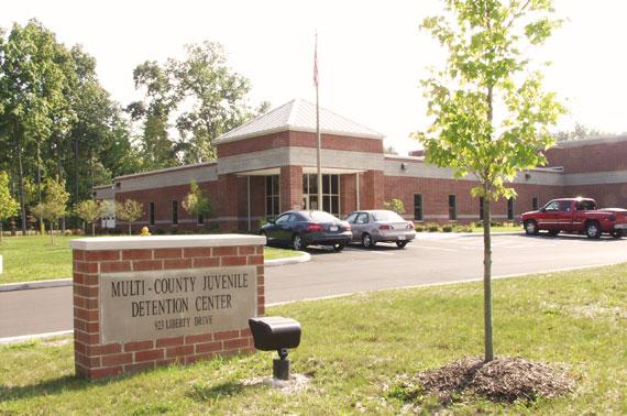 Multi-County Juvenile Detention Center