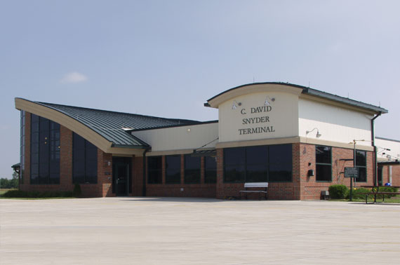C. David Snyder Airport Terminal